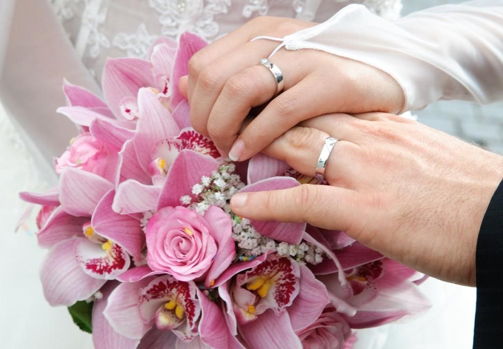 Bouquet da sposa, matrimonio