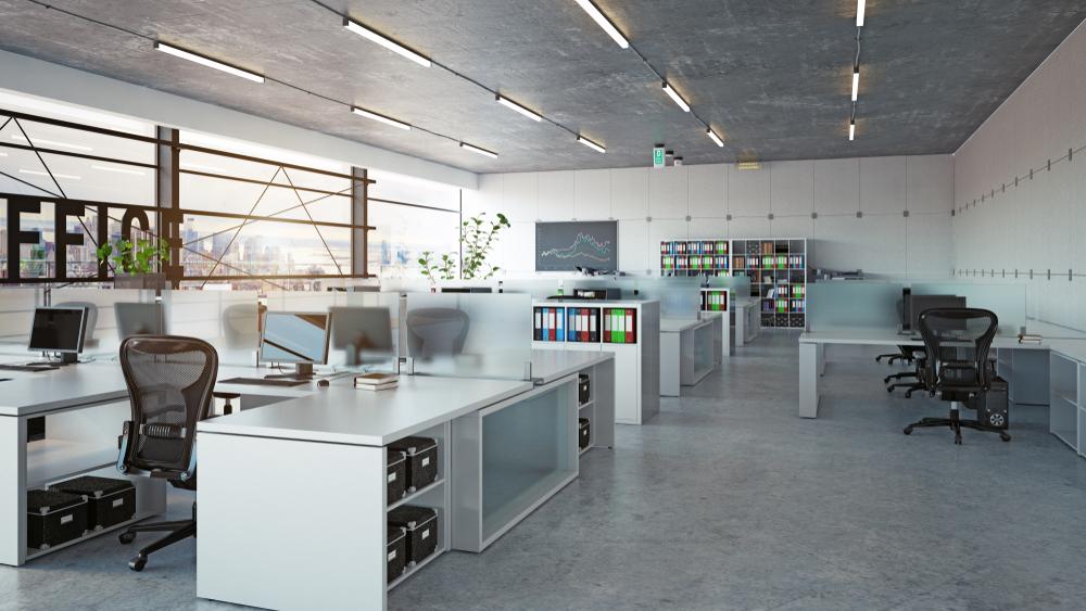 Aké sú trendy v kancelárskych priestoroch?