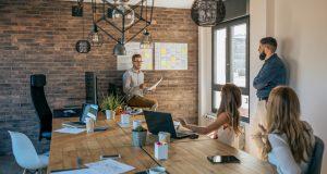 Coworking HubHub nie je len pre jednotlivcov a startupy