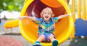 Detské ihriská na dovolenke: ako na nich zabaviť deti?