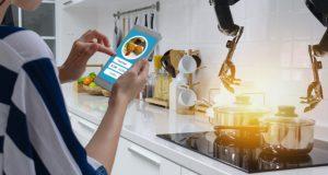 Robotická kuchyňa - 5 000 jedál jedným klikom